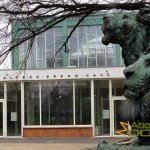 Tierpark Berlin, Alfred Brehm Haus - predator house with tropical hall