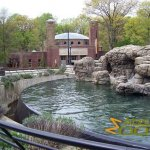 Prospect Park Zoo, Californian sea lion enclosure