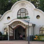 Leipzig Zoo, The Aquarium, one of the oldest building at Leipzig Zoo