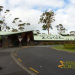 Auckland Zoo, Entrance