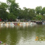 Hanoi Zoo, Entertainment on the lake - 2