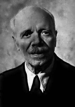 Jim Corbett portrait