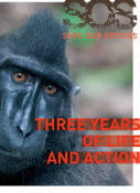 Save Our Species – Three Years of Life and Action