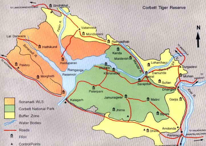 Mandatory two-night stay in Corbett reserve now