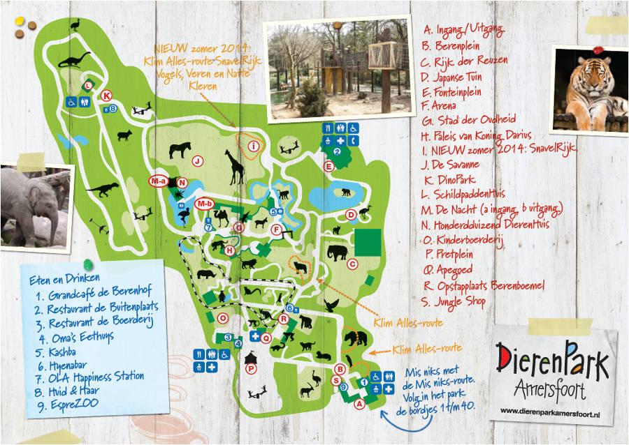 Amersfoort Zoo About Zoos