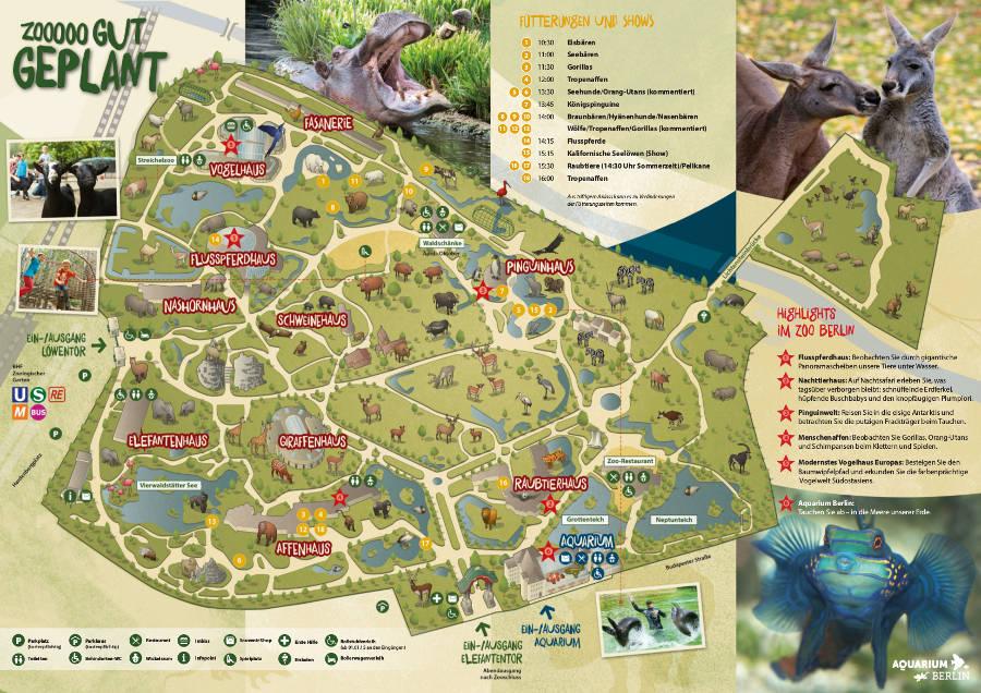 berlin zoo map 2013