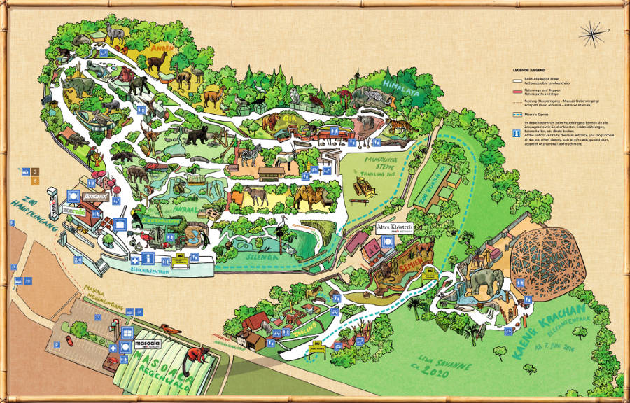 Zrich Zoo About Zoos