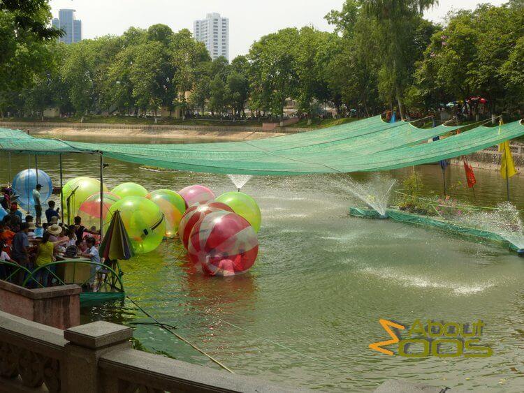 Hanoi Zoo entertainment