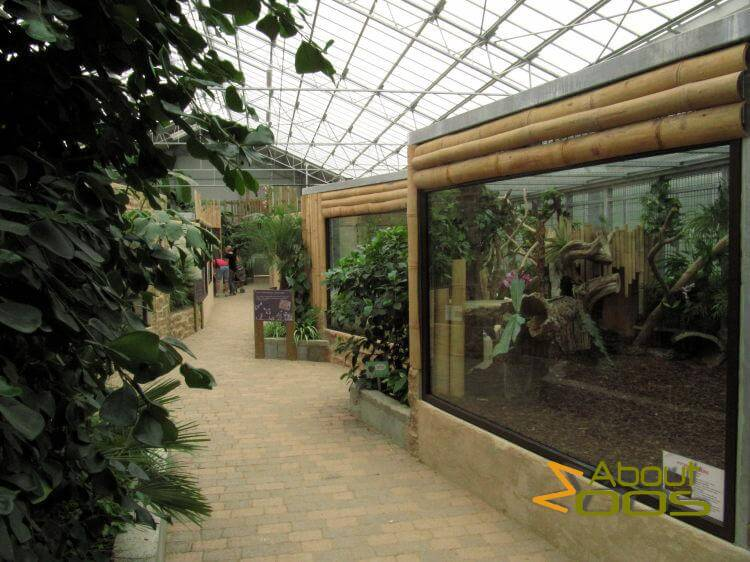 Vivarium greenhouse